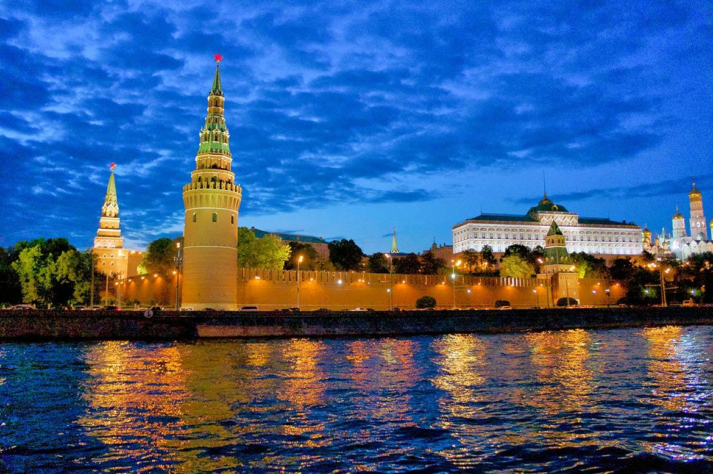 The-Kremlin-Moscow